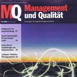 Magazin Management und Qualität