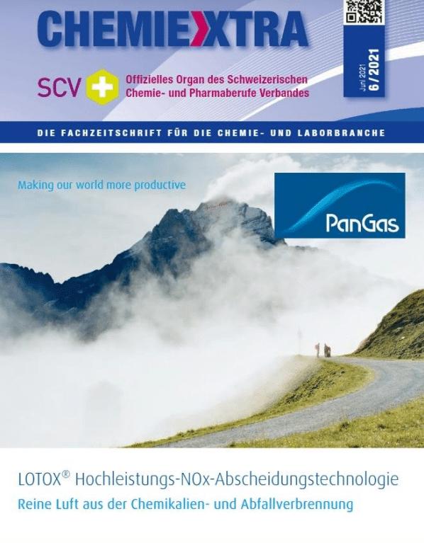 Chemiextra Titelblatt